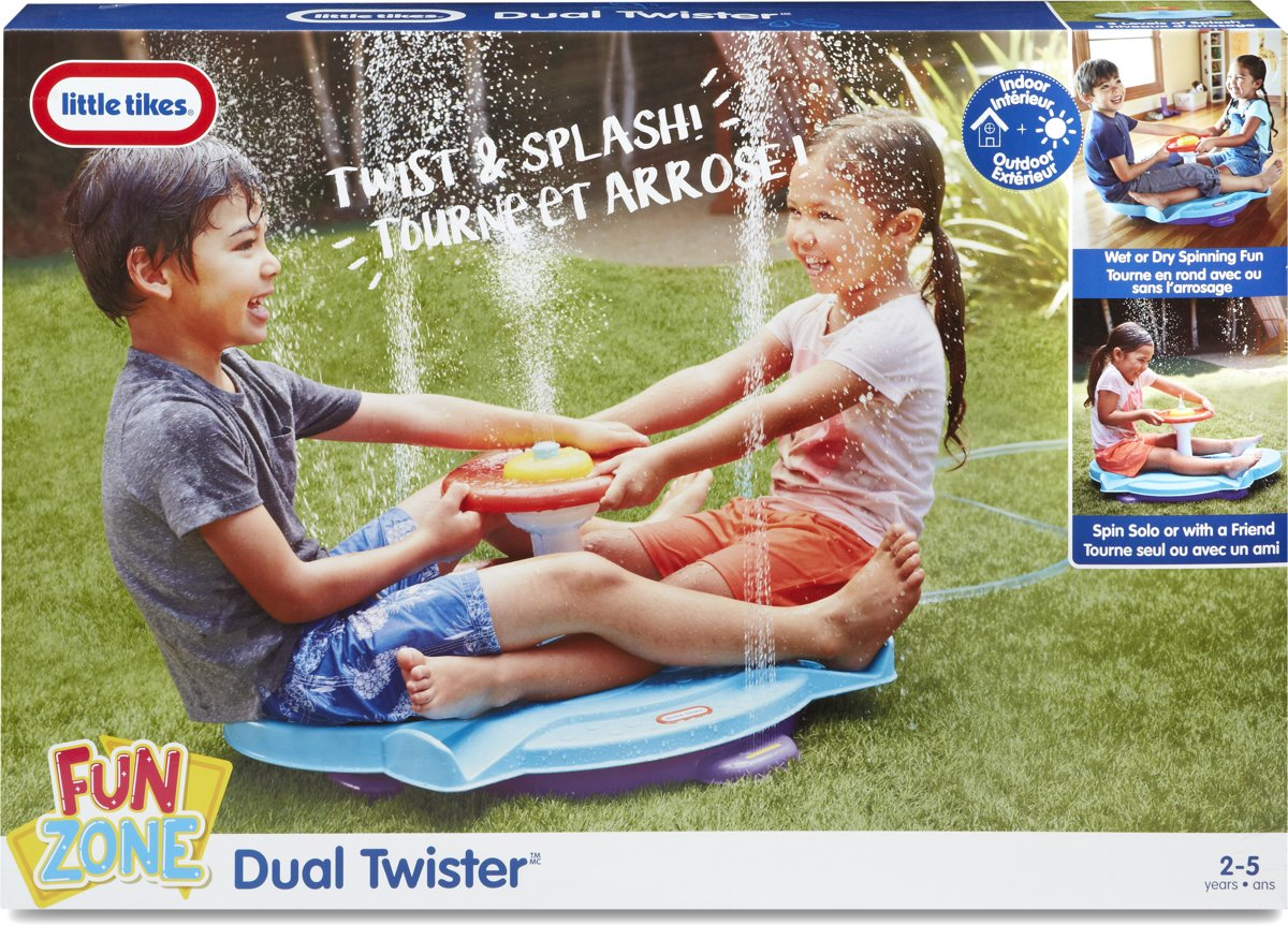 Dual Splash Twister