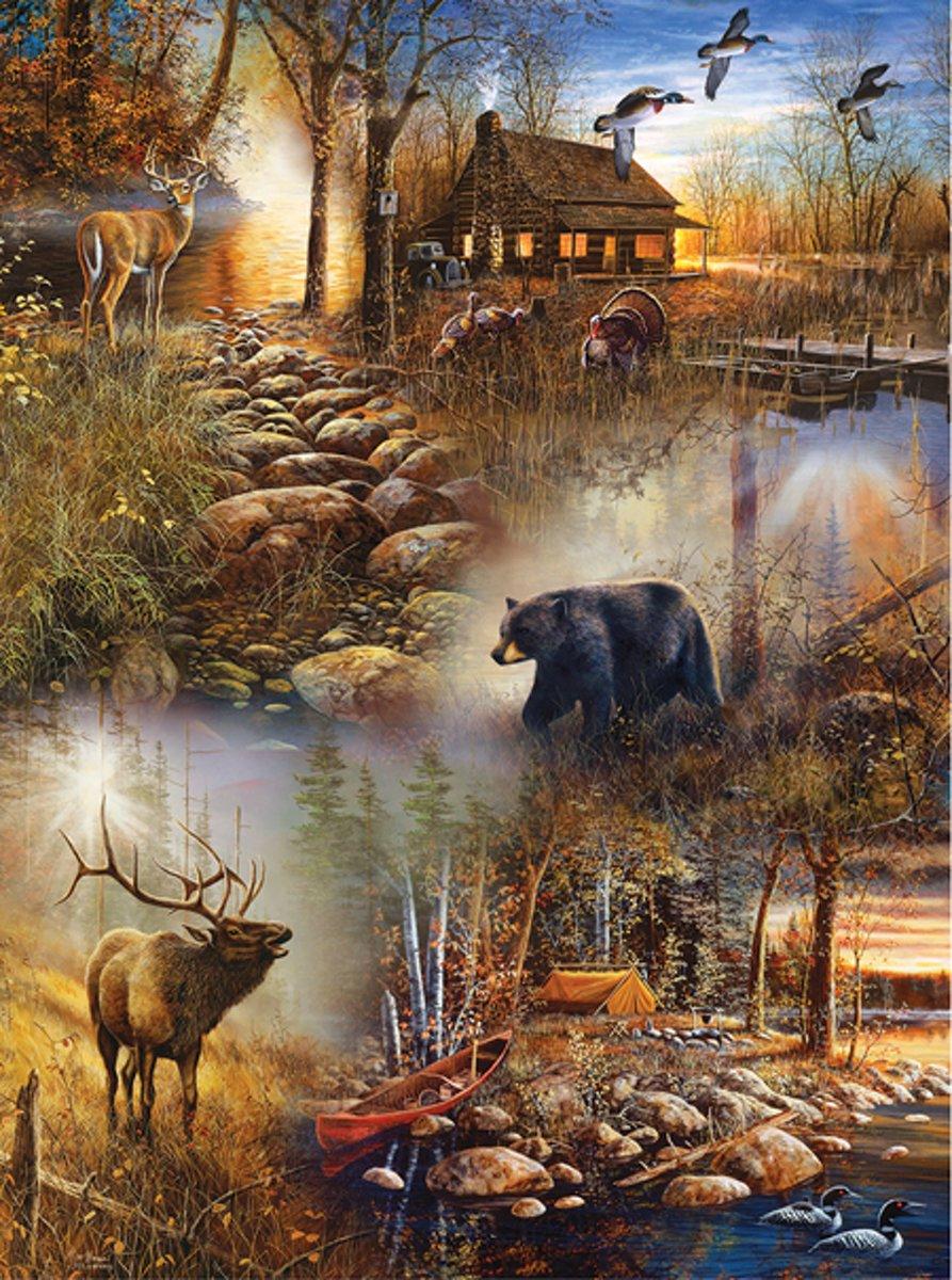 Forrest Collage - Susnout kopen