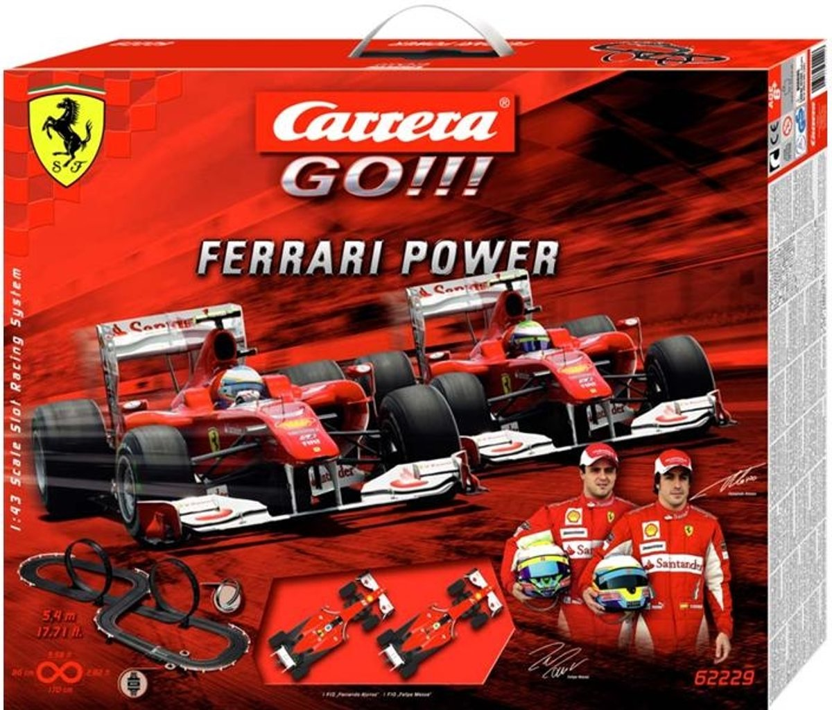 Carrera Go Ferrari Power