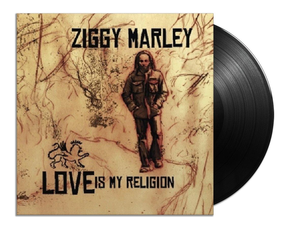 Ziggy Marley - LOVE IS MY RELIGION | Vinyl kopen