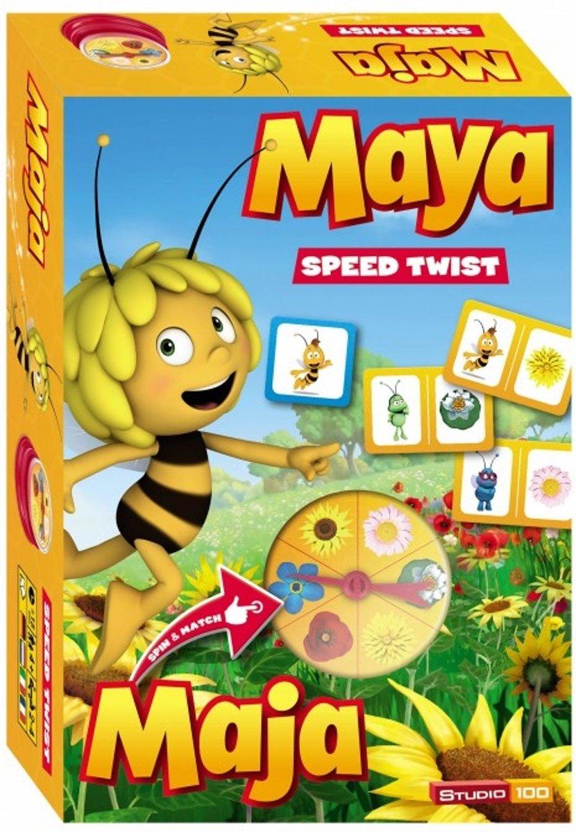Maya de Bij Reisspel Speed Twist - Kinderpel kopen