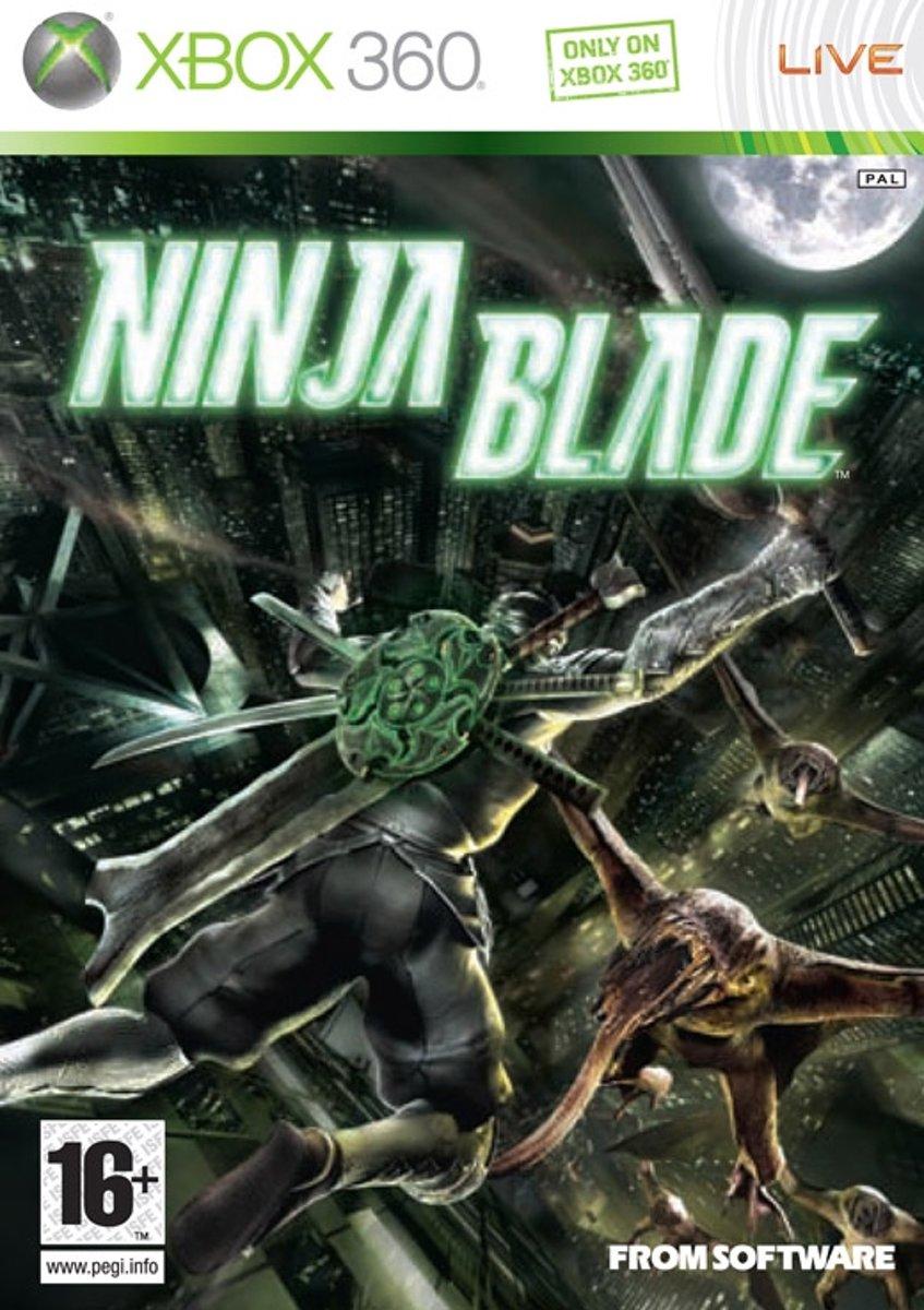 Ninja Blade kopen