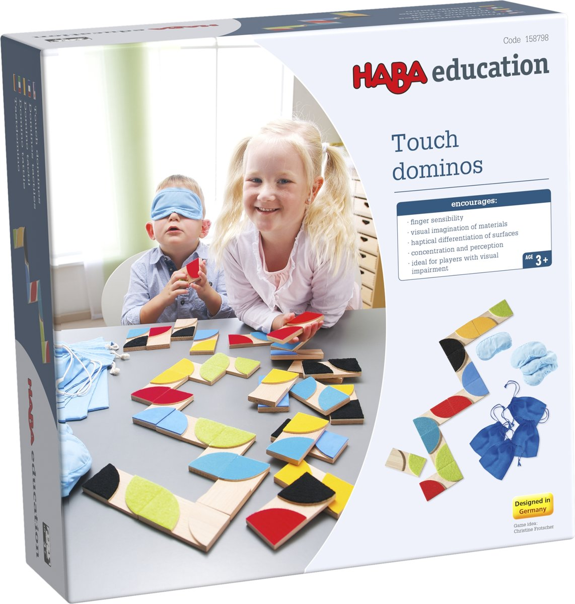Haba Education - Touch Dominos