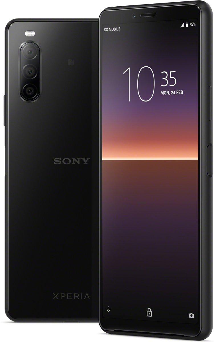 Sony Xperia 10m2 – 128GB - Zwart kopen