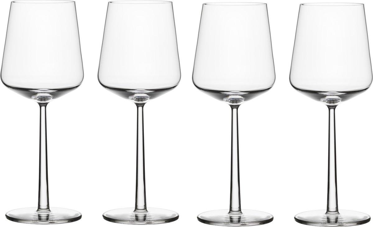 Iittala Essence Rode Wijn Glas - 45 cl - 4 Stuks kopen