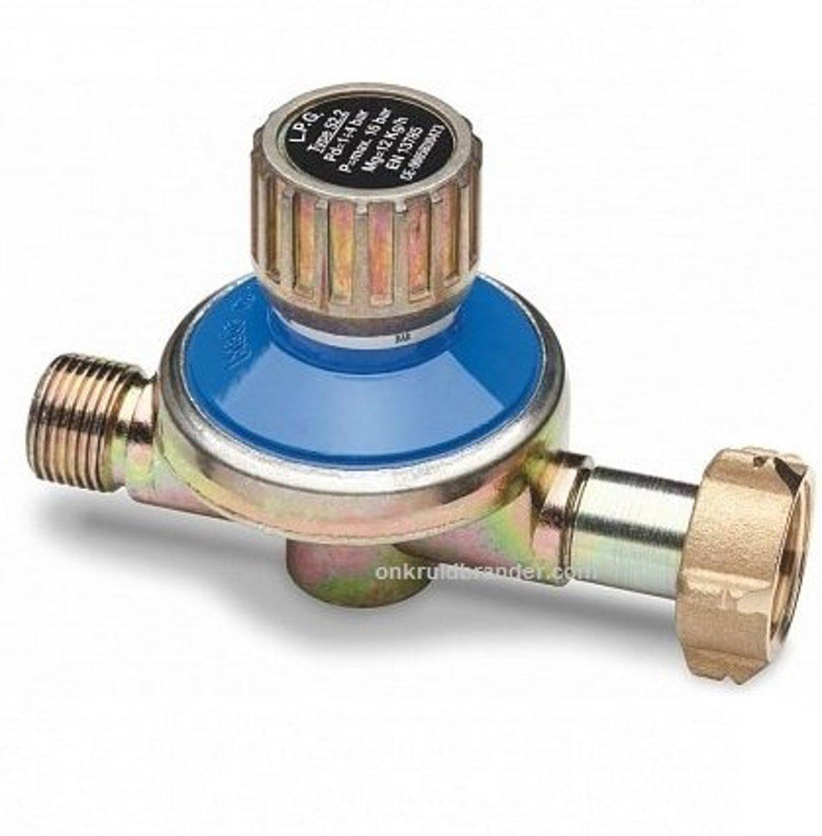 instelbare drukregelaar van 1 - 4 bar gasdrukregelaar kopen