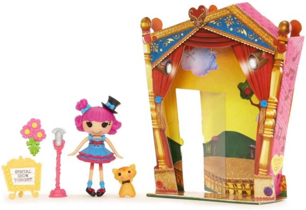 Mini Lalaloopsy Doll Harmony B. Sharp