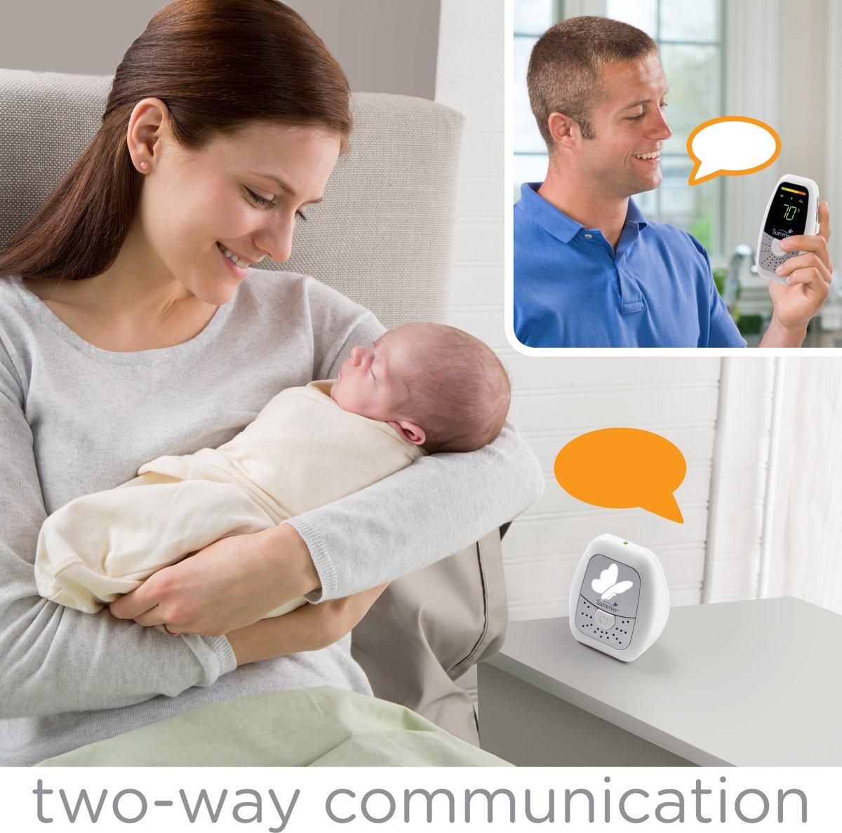 Babywave deluxe audio babyfoon