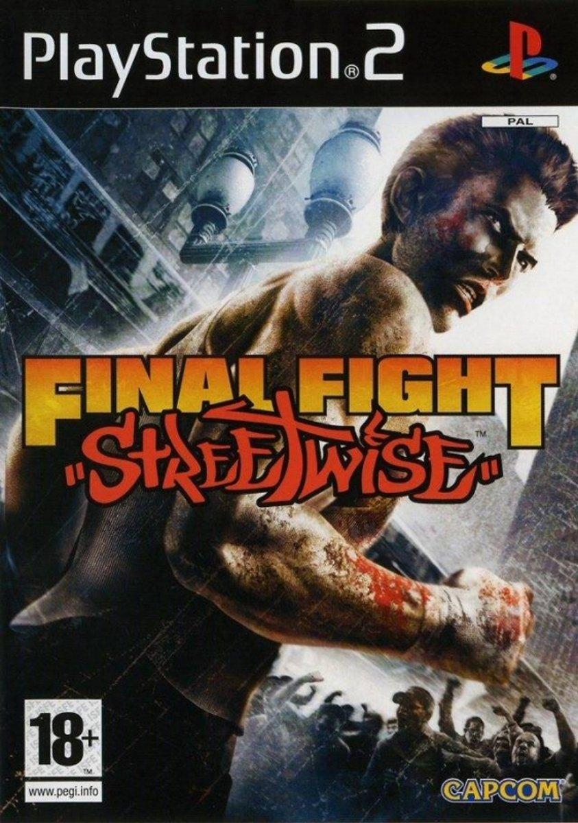 Final Fight Streetwise kopen