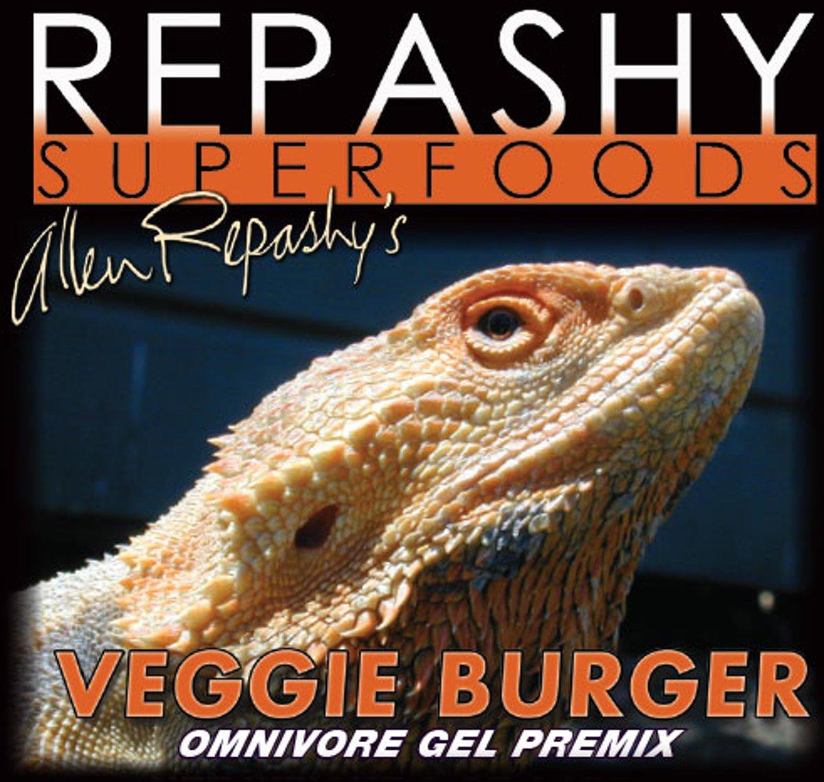 Repashy Veggie Burger 340gr