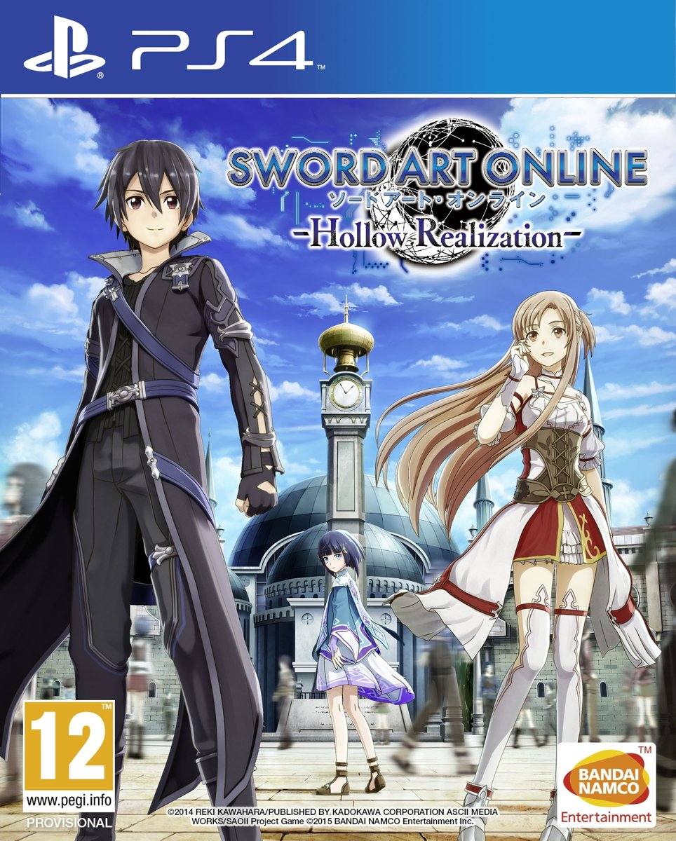 Sword Art Online: Hollow Realization PlayStation 4