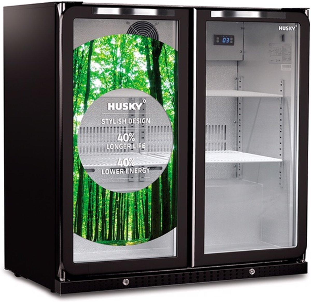 Husky C2THBLACK -  Intelligenzia Backbar Koeler kopen