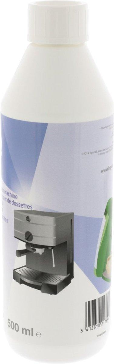 Hq W9-09605N Ontkalker Koffiepad en Espressomachines 500 Ml kopen