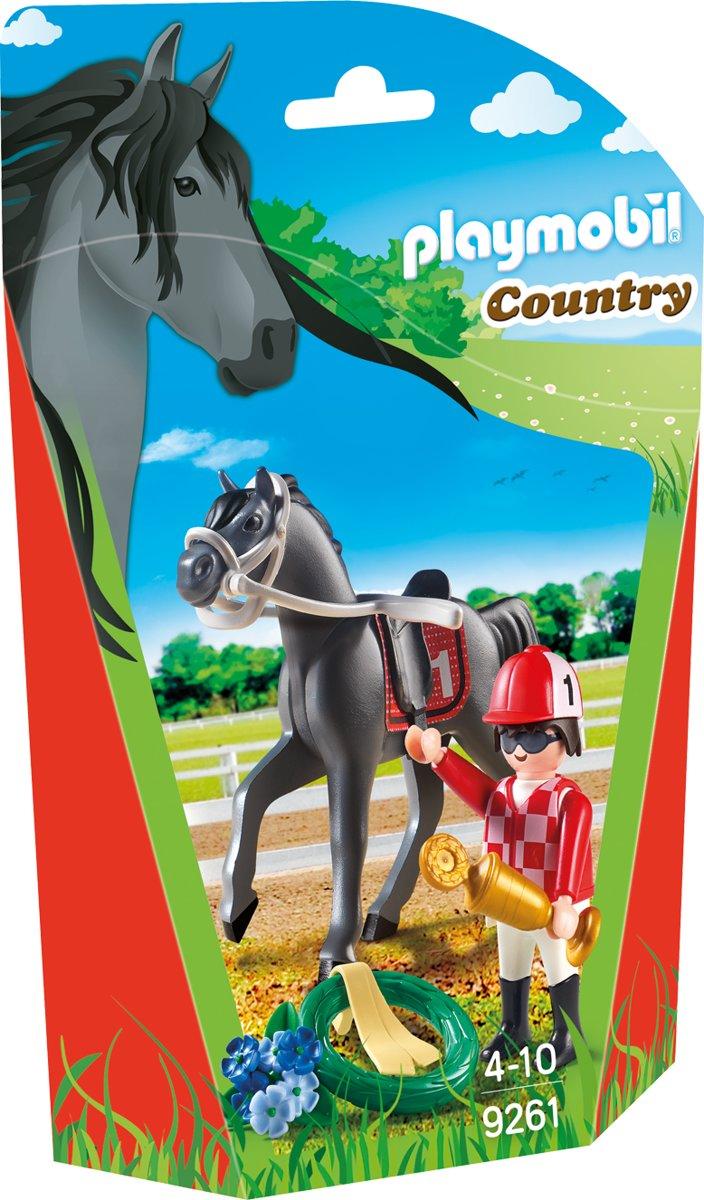 PLAYMOBIL Jockey  - 9261