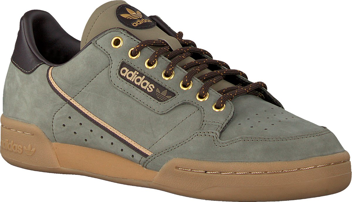 | Adidas Heren Sneakers Continental 80 Men Groen