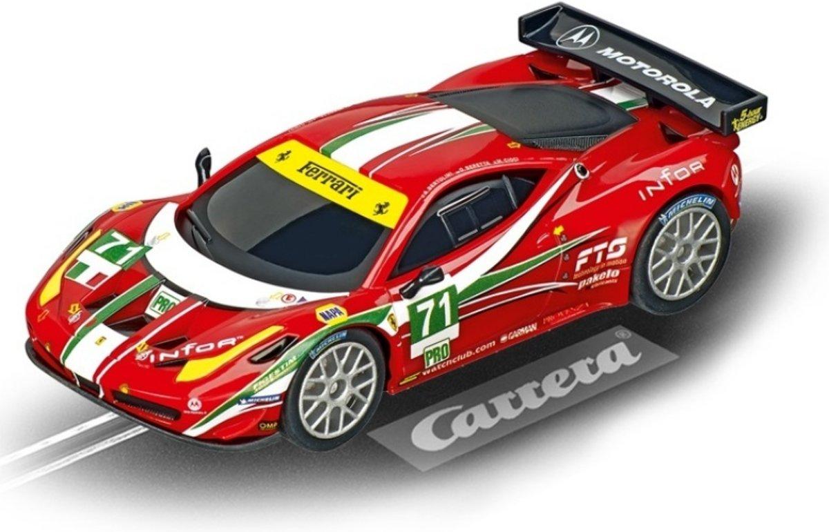 Carrera GO!!! Ferrari 458 Italia GT2 AF Corse - Racebaanauto