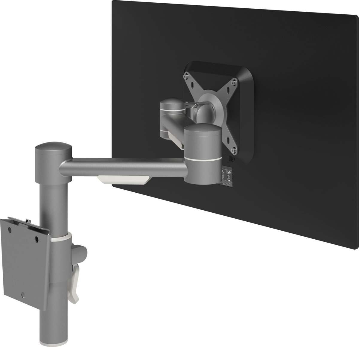 Dataflex Viewmate monitorarm - wand 052 kopen