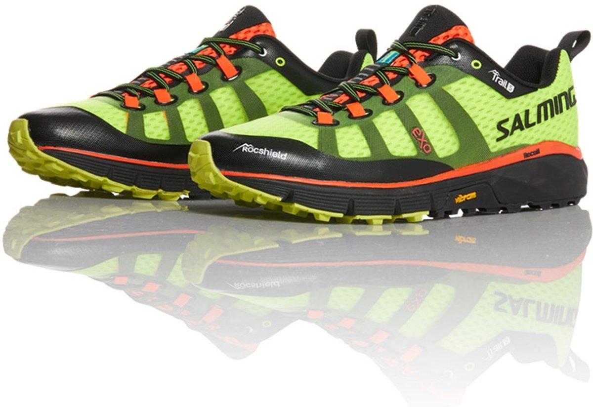 Salming Chaussures De Trail Noir Pour Les Hommes C6GRS