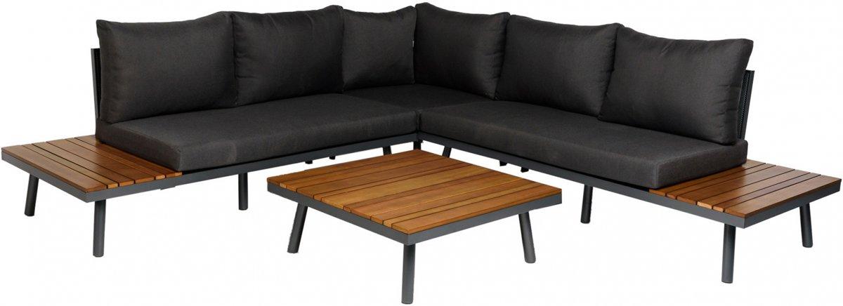 Celvo Platform Sofaset wood Tierra kopen