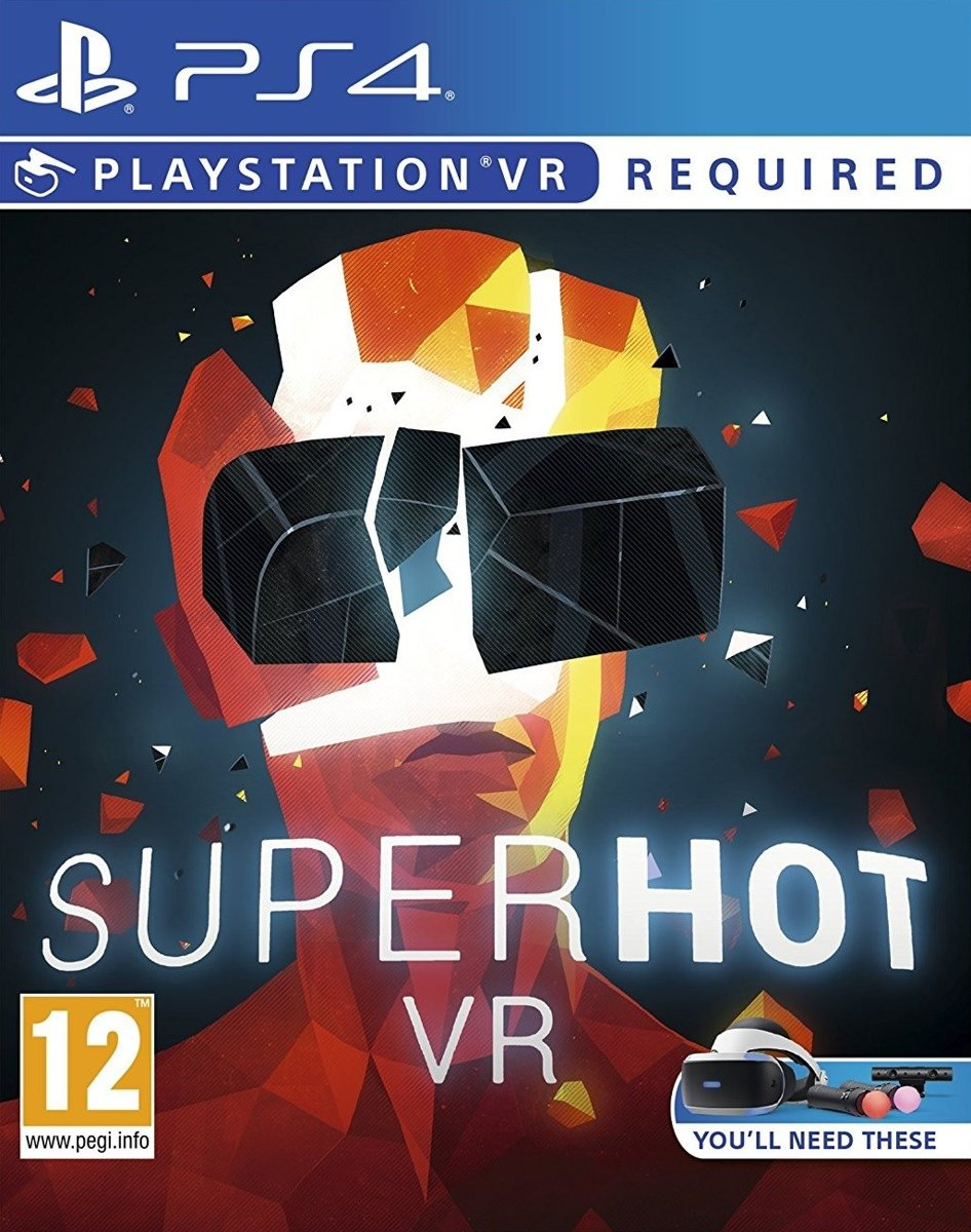 Supershot VR PlayStation 4