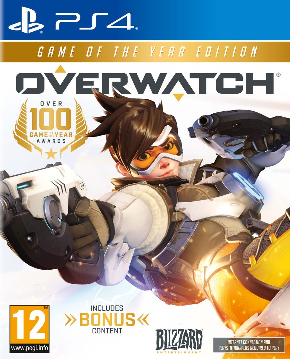 Overwatch - Game of The Year Edition PlayStation 4