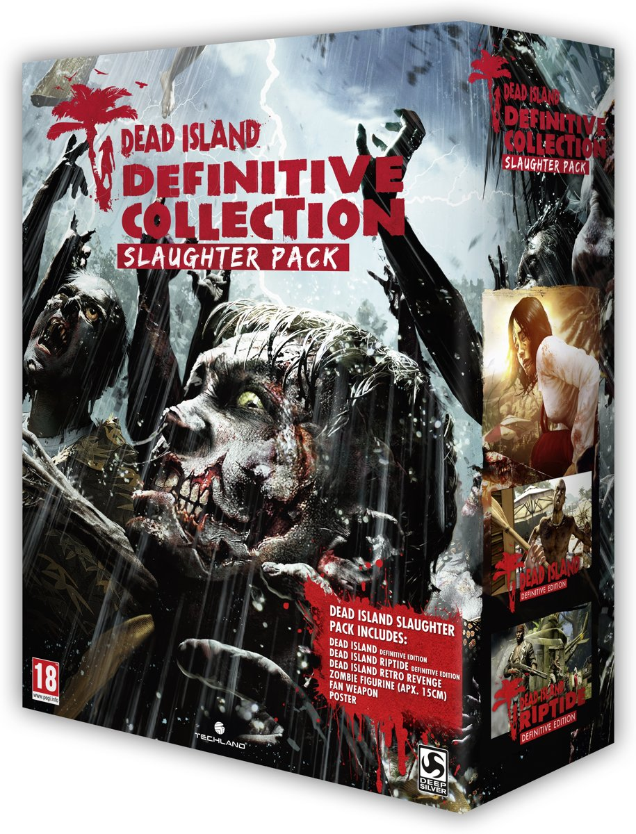 Dead Island: Definitive Collection - Slaughter Pack PlayStation 4
