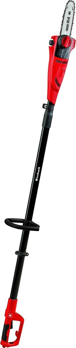 Einhell GC-EC 750 T KIT Hoogsnoeier - 750 W - Zwaardlengte: 200 mm - Zaaglengte: 180 mm - Telescopisch - OREGON zwaard & ketting - Inclusief 2e ketting