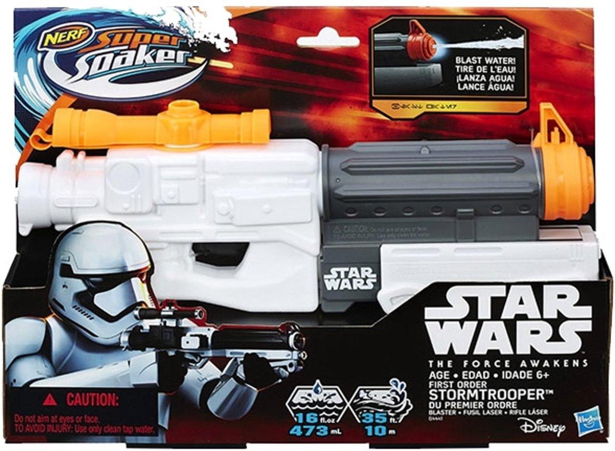 NERF Super Soaker Star Wars Stormtrooper - Waterpistool