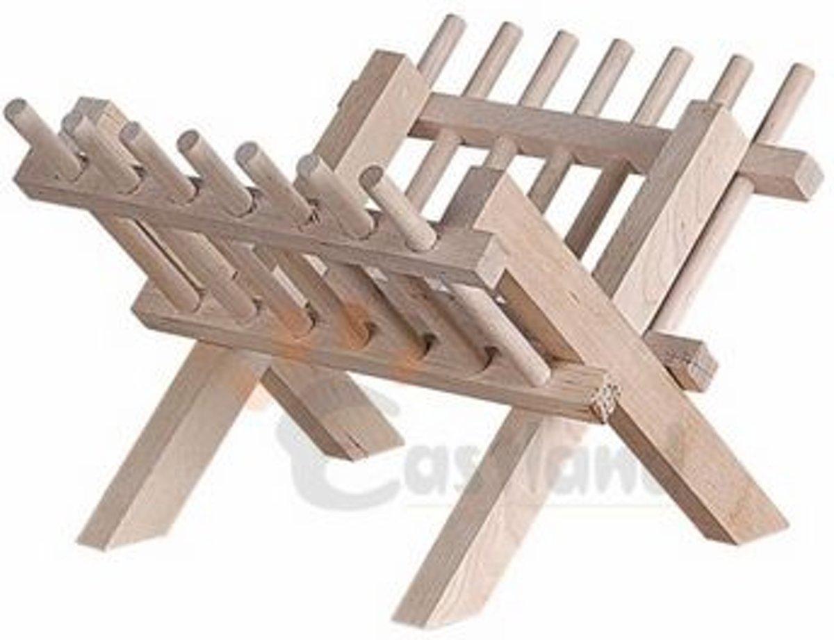 Hooiruif hout
