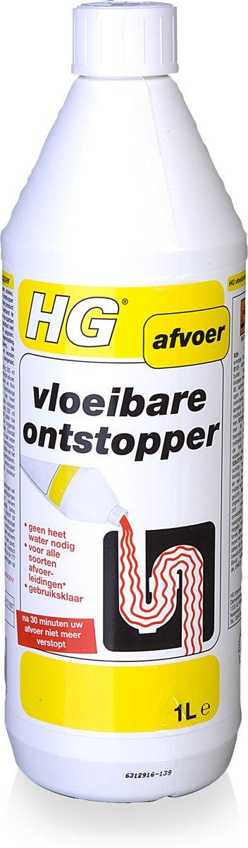 HG Vloeibare Ontstopper - 1 L kopen