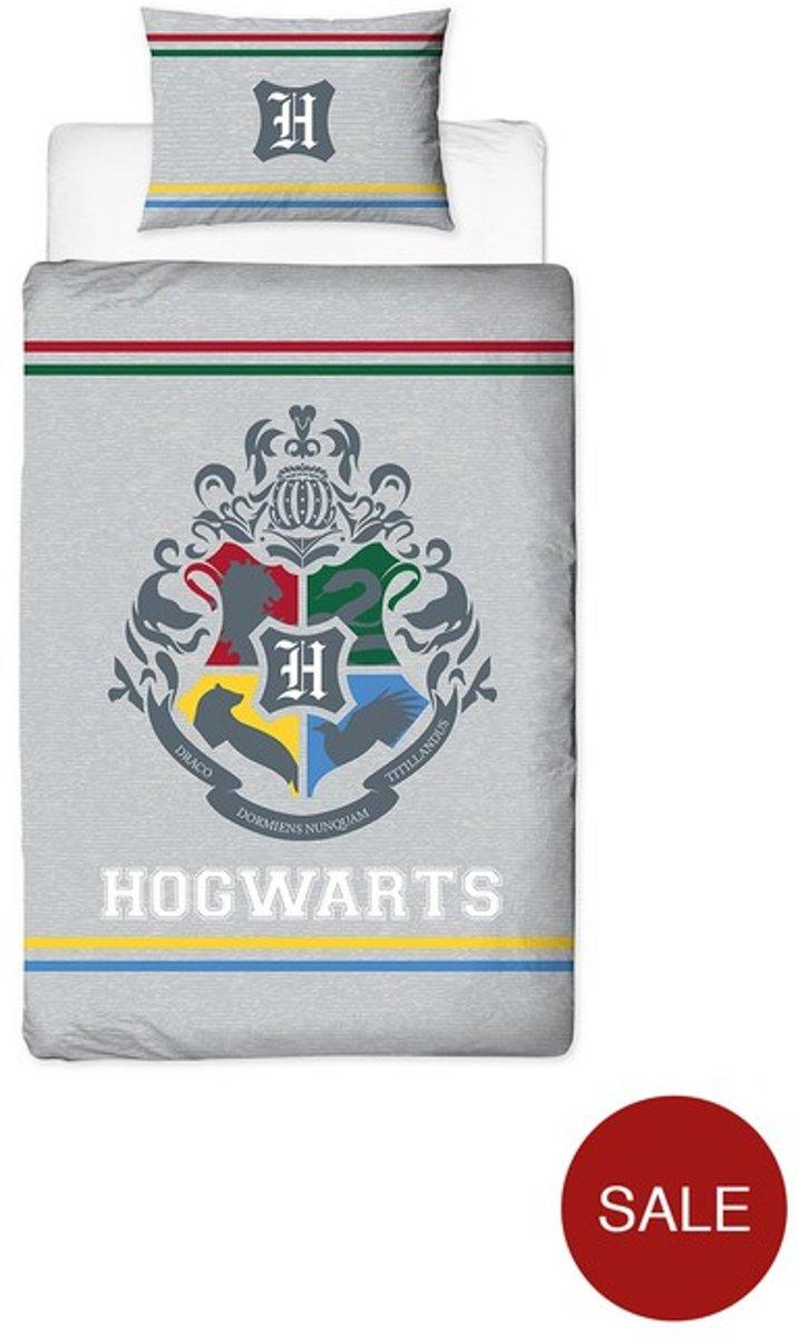 Dekbedovertrek Harry Potter Alumni 135 x 200cm 50% katoen, 50% polyester kopen