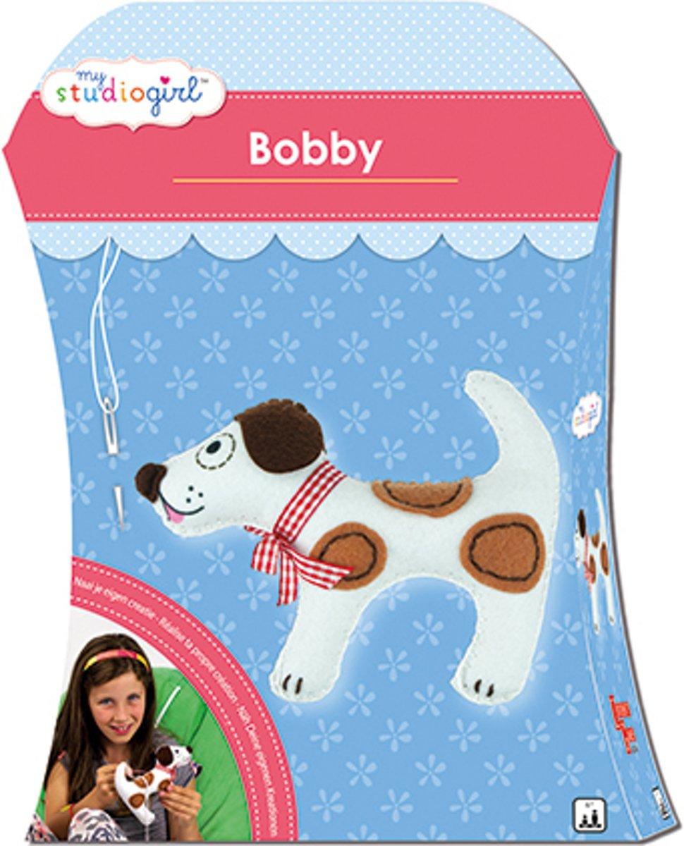 My Studio Girl knutselset - Bobby