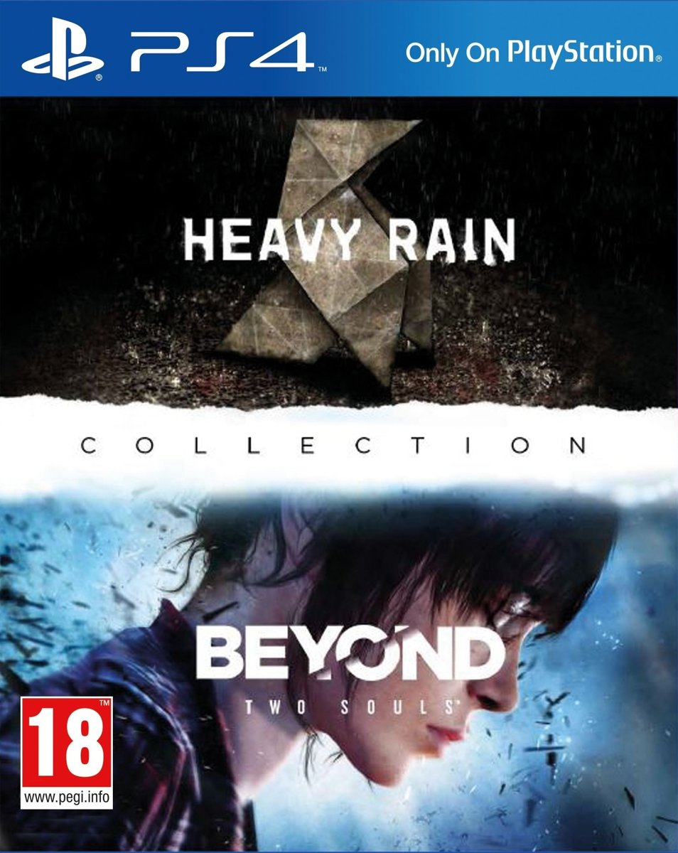 Heavy Rain / Beyond Two Souls Double Pack PlayStation 4