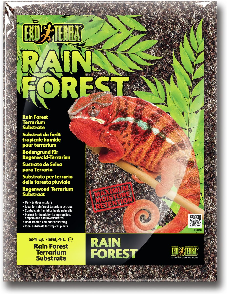 Exo Terra Rain Forest Substrate 26.4 l