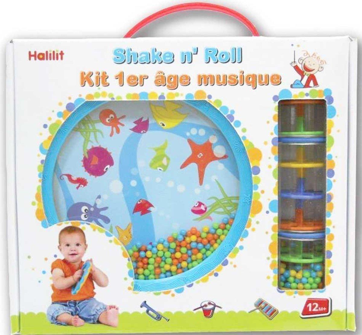 Halilit Shake 'N' Roll