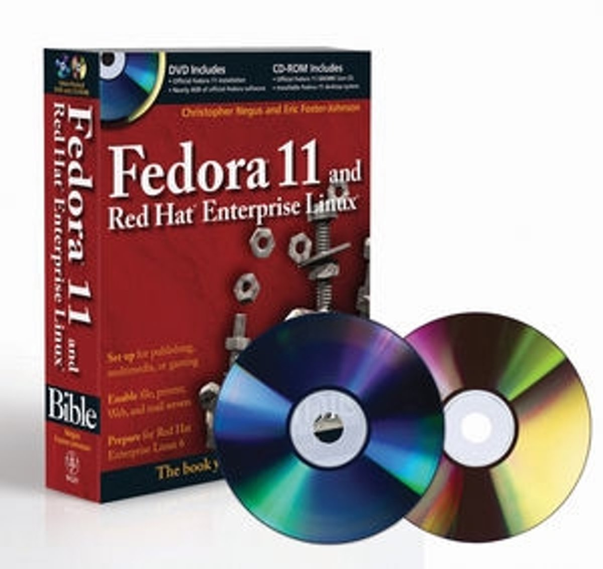 bol com | Fedora 11 and Red Hat Enterprise Linux Bible