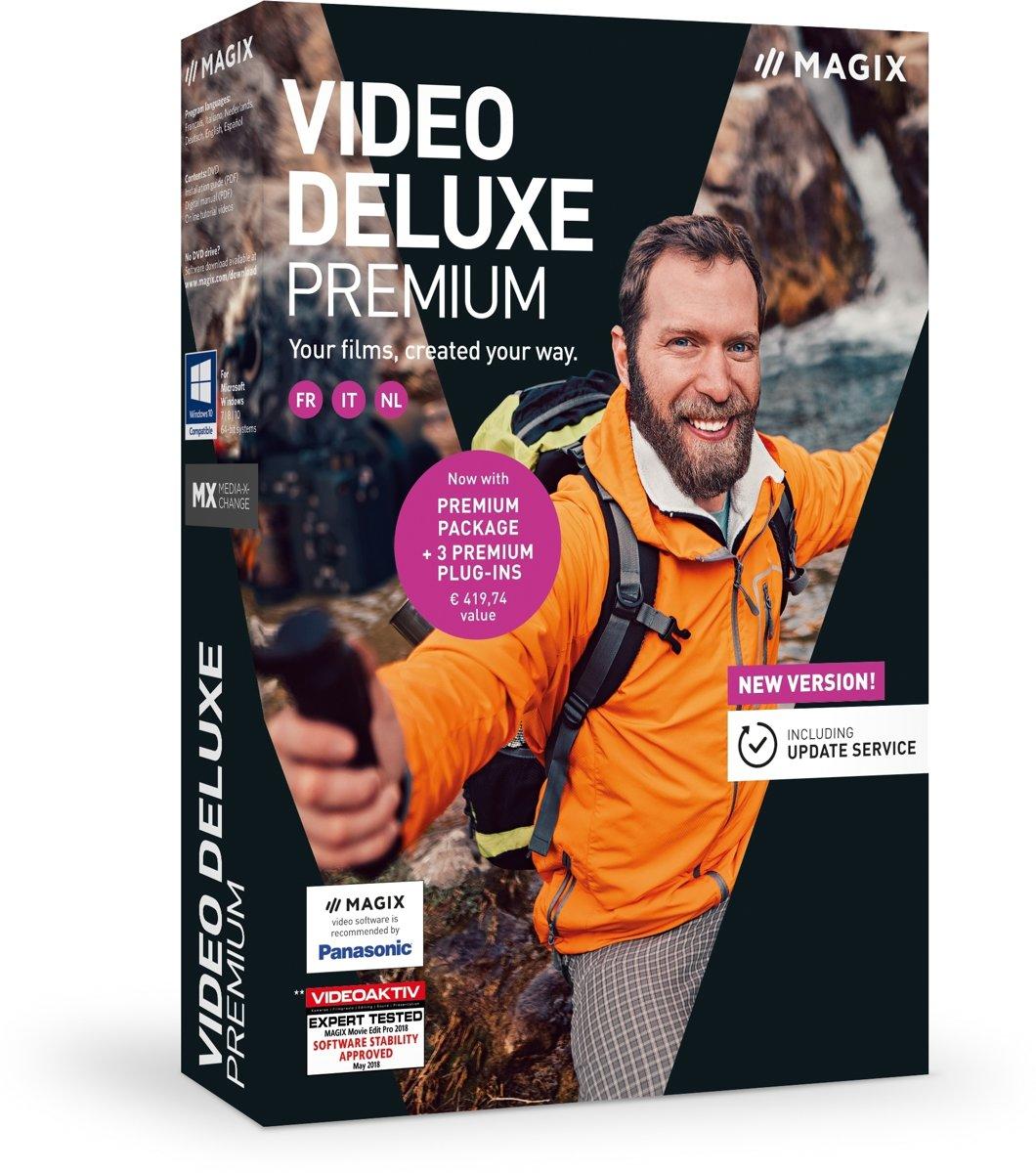Magix Video Deluxe Premium kopen