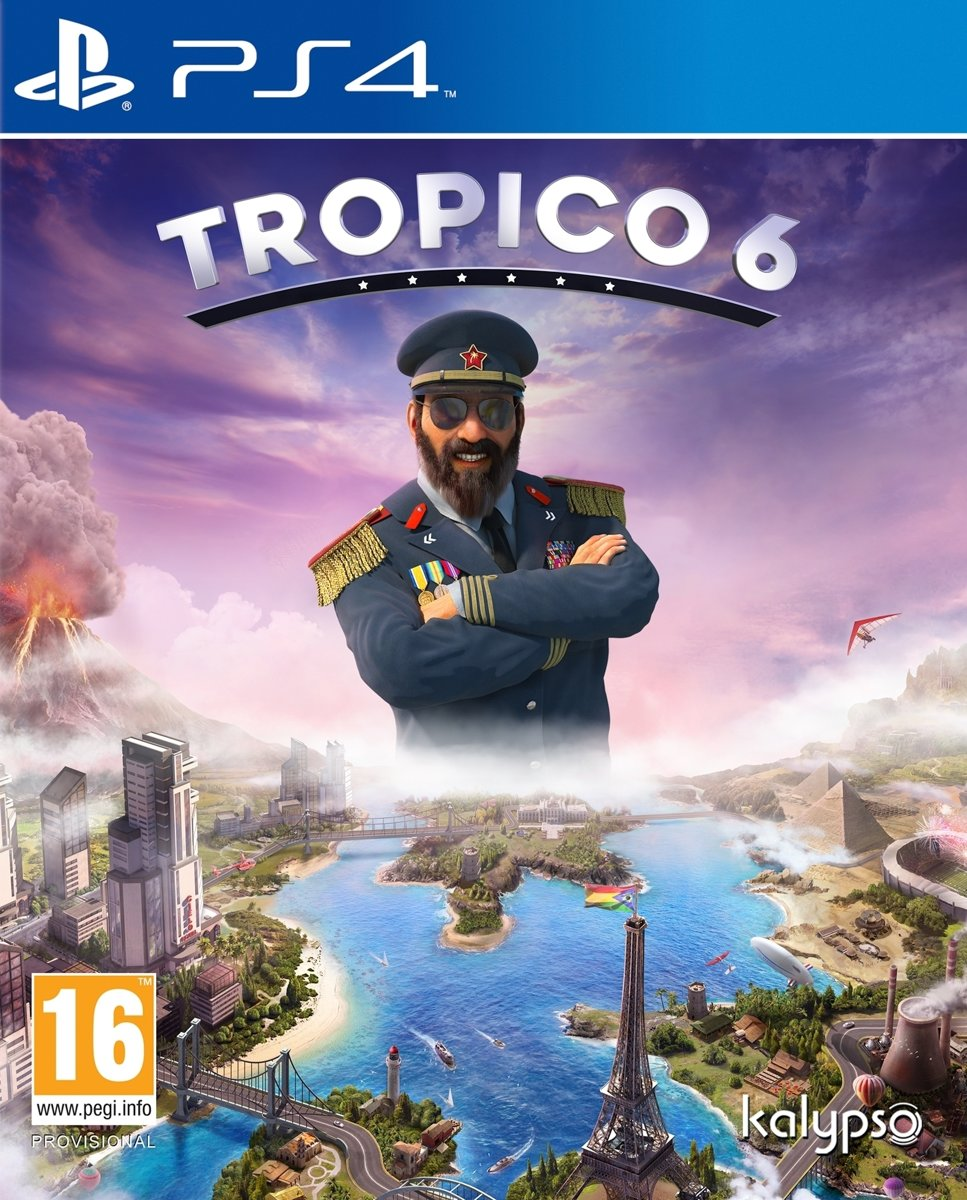 Tropico 6: El Prez Edition PlayStation 4