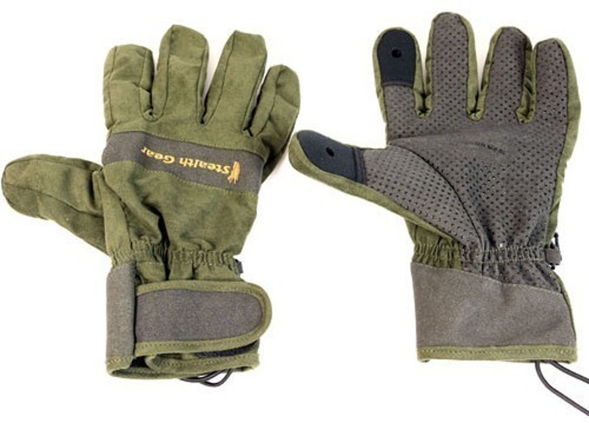 Stealth Gear Extreme Gloves size XL