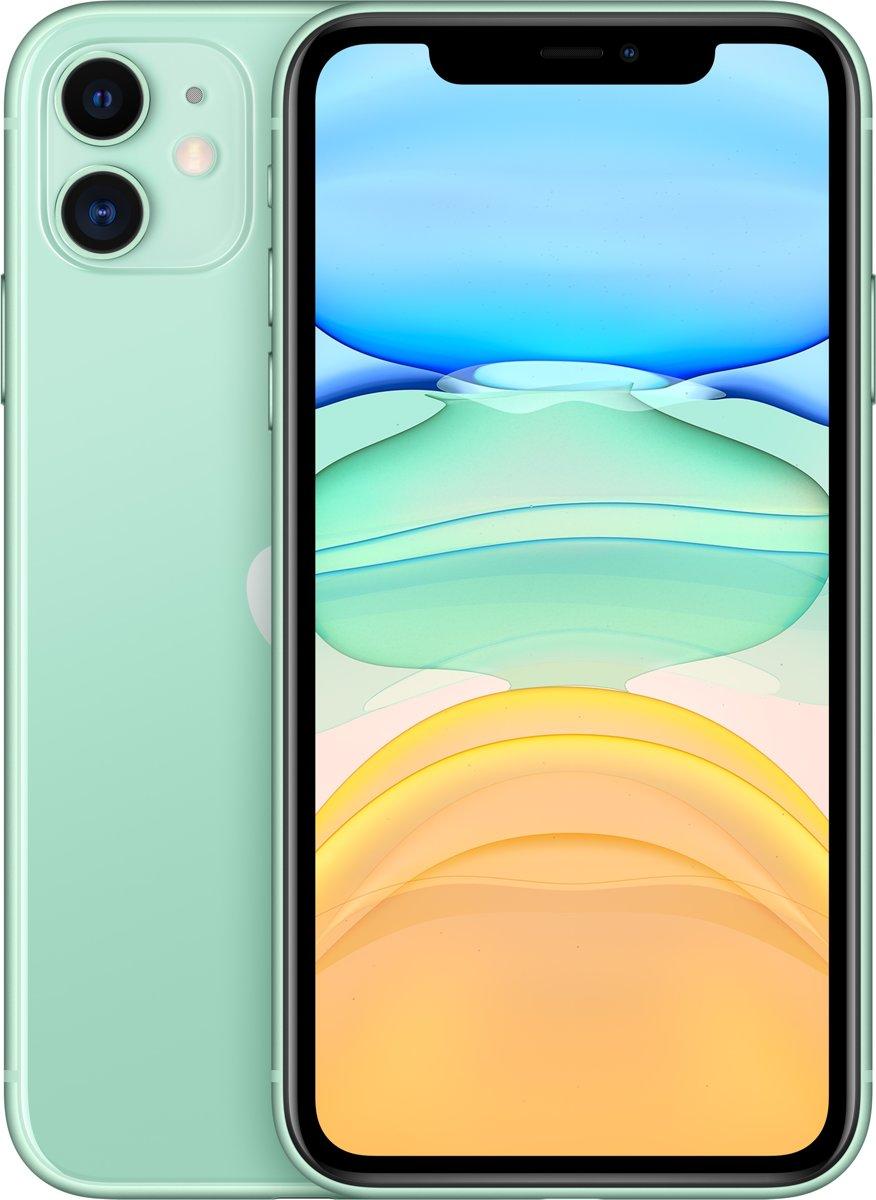 Apple iPhone 11 - 256GB - Groen kopen