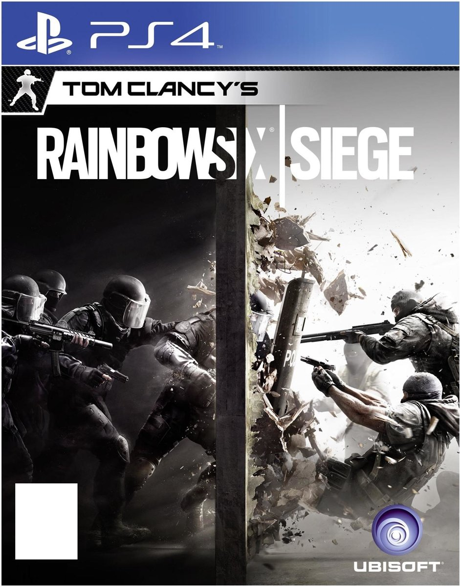Rainbow Six: Siege PlayStation 4