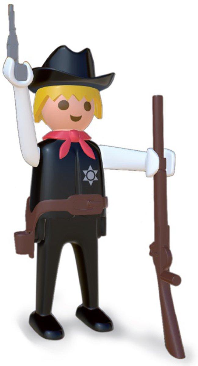 Playmobil 260 Sheriff (80x140x250mm)