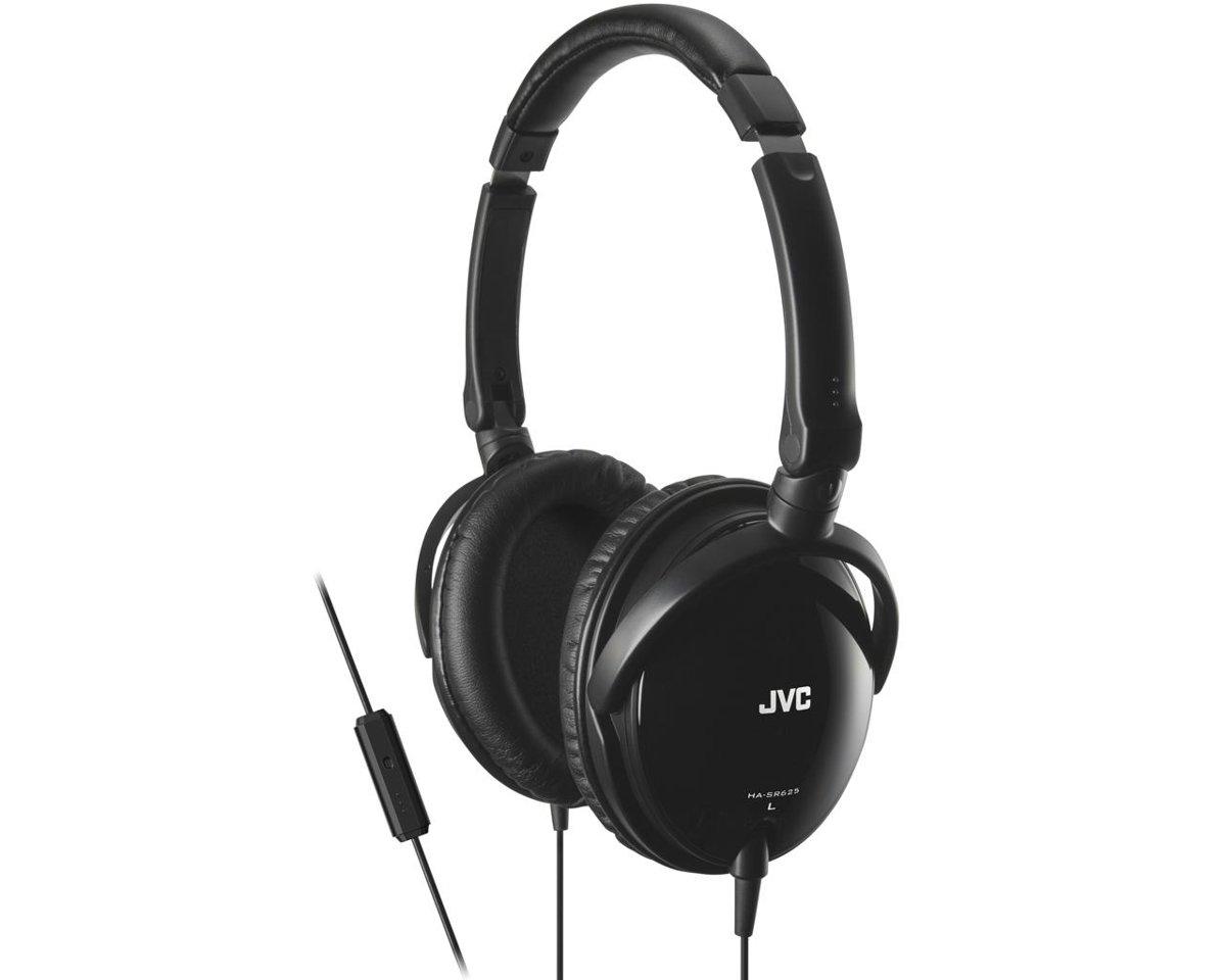 JVC HA-SR625 Koptelefoon Bedraad Zwart mobiele hoofdtelefoon kopen