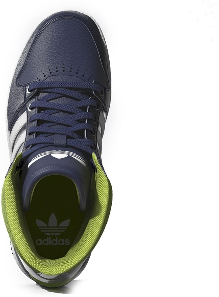 on sale 5b014 71cc5 bol.com  adidas COURT ATTITUDE K M25190 NavyWit maat 33