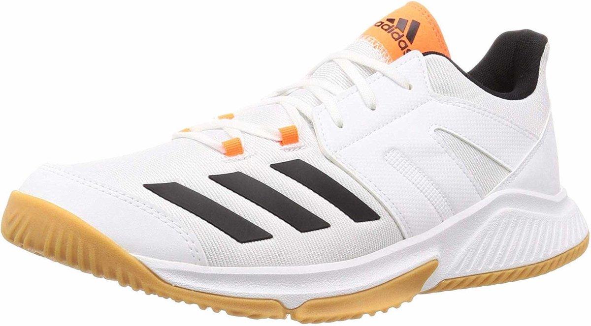 Adidas Essence wit indoor handbalschoenen heren (BD7729)
