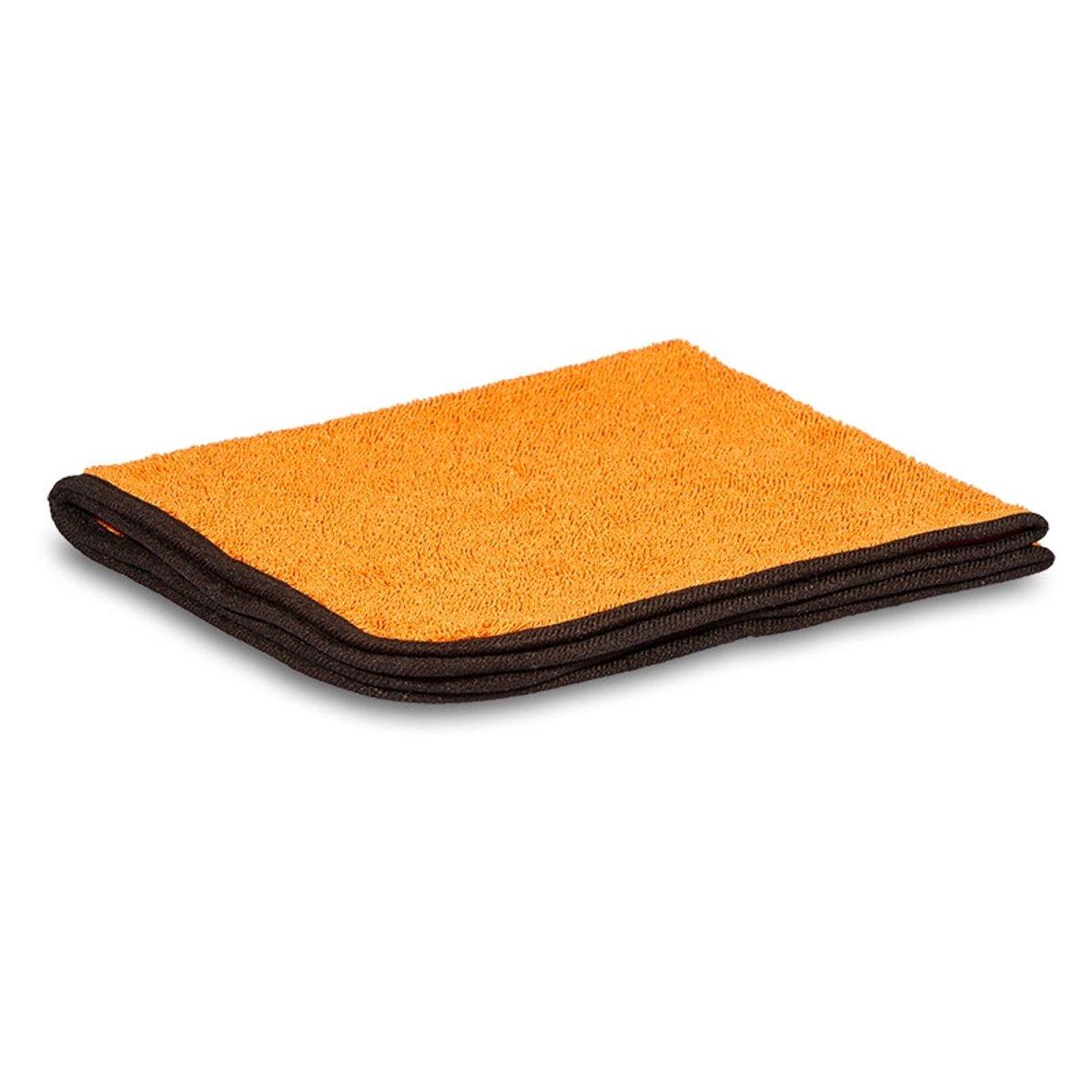 ProfiPolish Drying Towel Orange Twister Junior- 55x48cm kopen