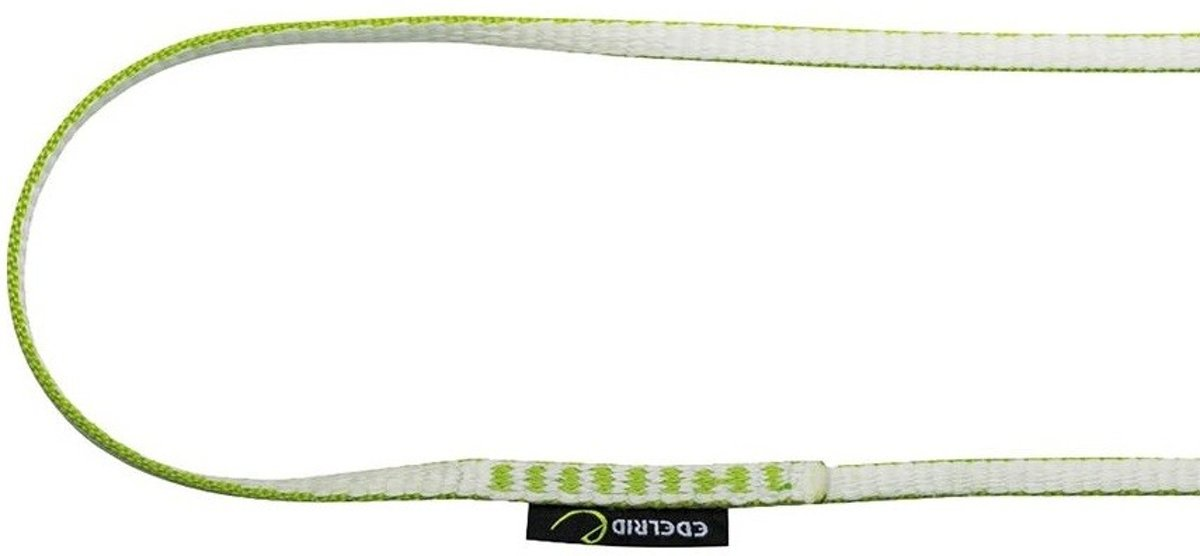 De smalle Dyneema Slinge van Edelrid 180 cm
