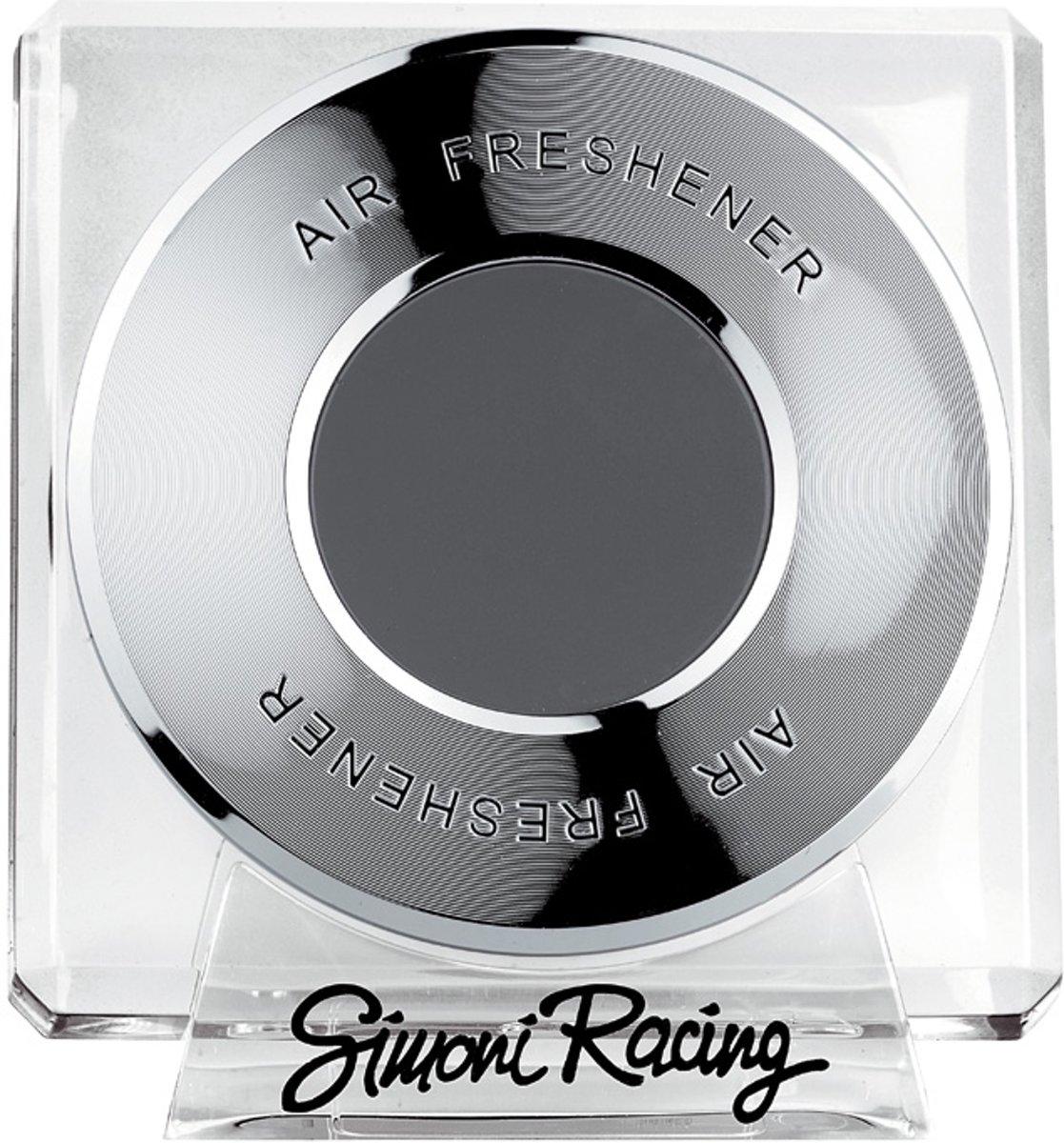 Simoni Racing Luchtverfrisser Crystal - BLV Black kopen