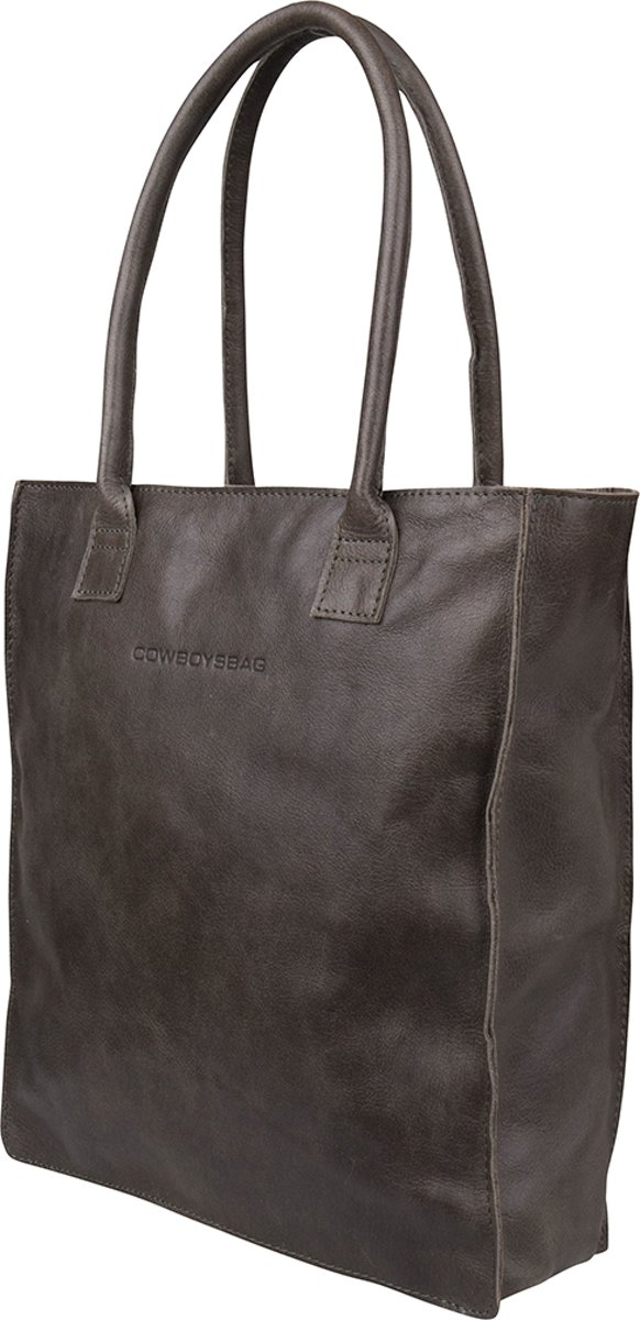 6000cf5b722 bol.com | Cowboysbag Bag Woodridge Schoudertas 15 Storm Grey 2049