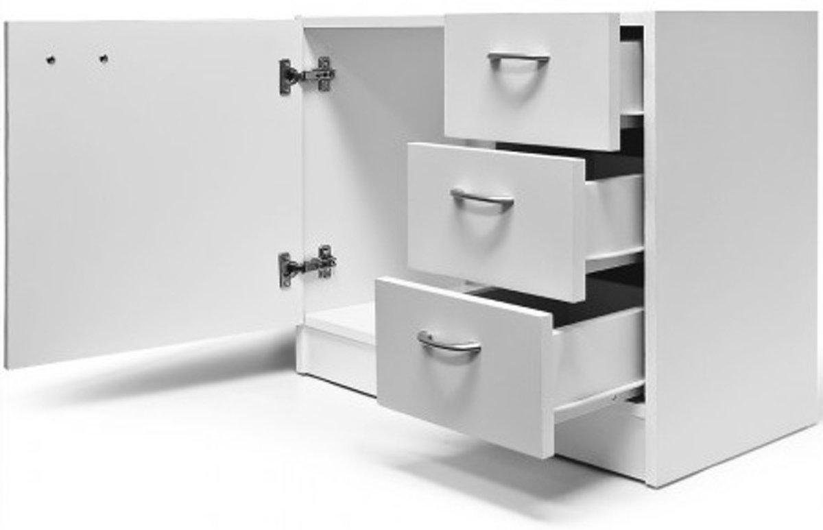 ≥ badkamer kast met bijbehorende wastafelkast badkamer